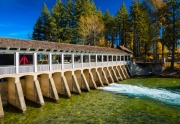 Tahoe City Dam