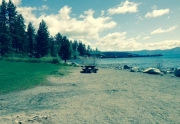 Tahoe City Beach 2